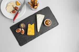 Slate Kitchen Accessories, Lakeland Slate Cheeseboard (Oblong) - Coniston Stonecrafts