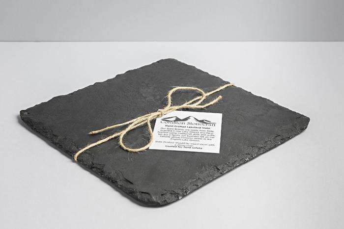 Lakeland Slate Cheeseboard - Coniston Stonecrafts