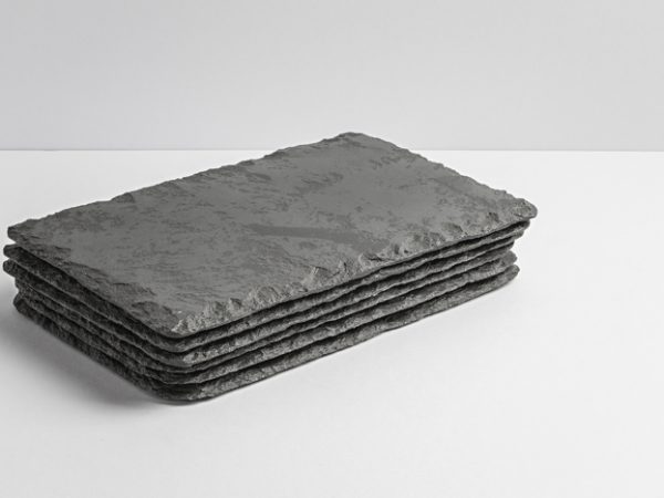Lakeland Slate Placemats (Set of 6) - Coniston Stonecrafts