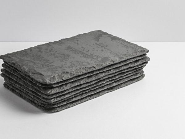 Lakeland Slate Placemats (Set of 8) - Coniston Stonecrafts