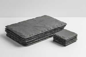 Lakeland Slate Placemats & Coasters - Coniston Stonecrafts