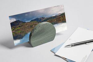 Slate Letter Rack - Slate Desktop Products - Coniston Stonecrafts