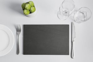 Slate Table Placemat - Slate Placemats - Coniston Stonecrafts