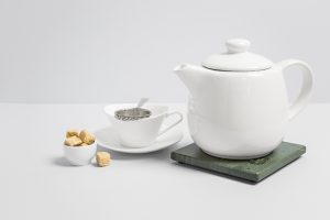 Slate Teapot Stand - Slate Kitchen Accessories - Coniston Stonecrafts