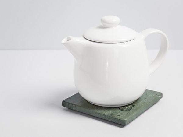 Slate Teapot Stand - Slate Kitchen Accessories - Coniston Stonecrafts