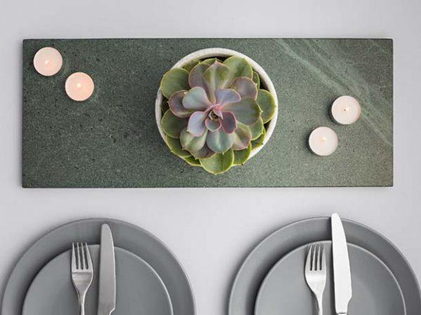 Slate Table Runner - Kitchen Accessories - Coniston Stonecrafts