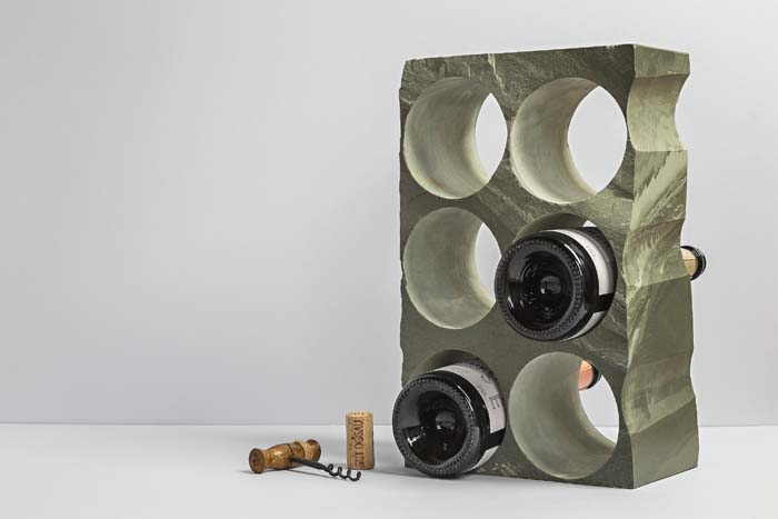 Lakeland Wine Rack (Medium) - Coniston Stonecrafts