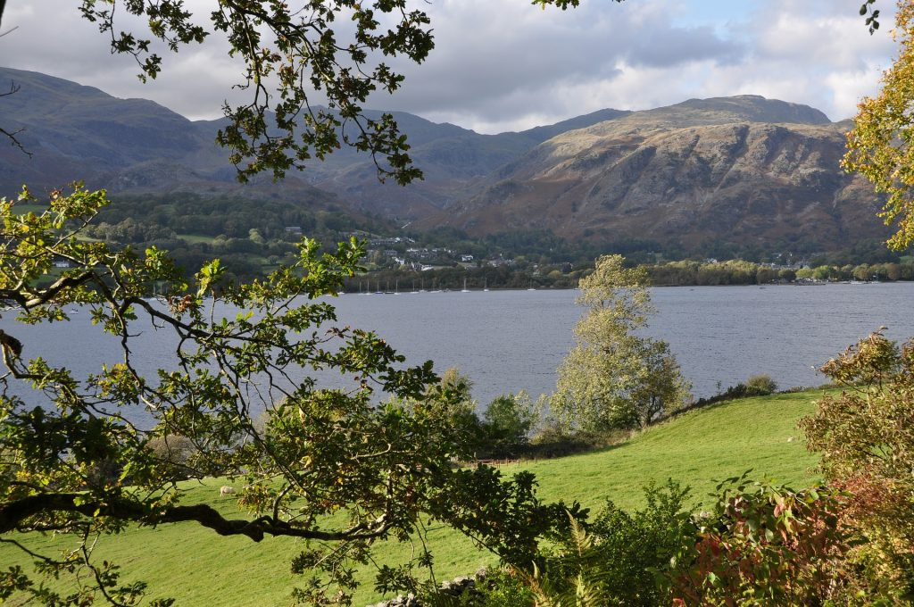 Coniston Stonecraft, in the foothills of Coniston Old Man